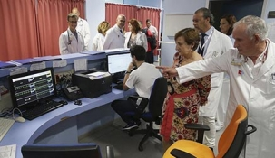 Mejora la calidad asistencial en el servicio de urgencias de Valdecilla con cambios organizativos y estructurales