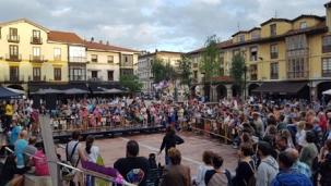 Torrelavega dedicó una jornada a la adopción de animales en las fiestas