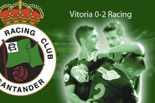 El Racing sigue imbatido y es segundo, solo superado por el Bilbao Athletic