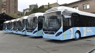 Aprobada en comisión 2,5 millones de euros en la compra de 6 nuevos autobuses y 3 microbuses