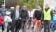 Pese al mal tiempo Torrelavega celebra su Día de la Bicicleta