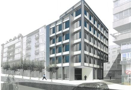 Comienzan las obras de la nueva sede administrativa municipal en la calle La Paz