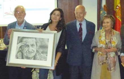 Brillante y emotiva velada literaria en homenaje al poeta y pintor Julio Maruri