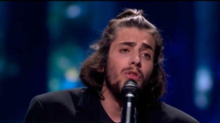 El cantante y compositor Salvador Sobral llega hoy al Palacio