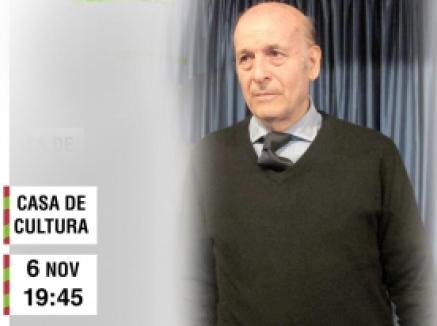 Juan Hormaechea protagoniza un acto en Torrelavega hoy martes