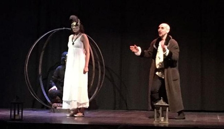 Intensa actividad en el Teatro Municipal Concha Espina durante este fin de semana
