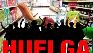 ¡Alarma!: los sindicatos prevén una huelga en los supermercados cántabros en Navidad