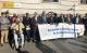 Zuloaga participa en un acto en recuerdo a las víctimas de los accidentes de tráfico