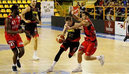 El Igualatorio Cantabria Estela se queda a las puertas del triunfo y de jugar la Copa LEB Plata