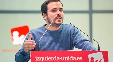 IU presenta una querella criminal contra el rey Juan Carlos