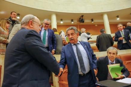 Aprobado, con el apoyo de Ciudadanos, el Presupuesto de Cantabria para 2019