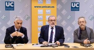"""El rector Pazos denuncia """"las amenazas y el chantaje"""" que la UC viene padeciendo"""
