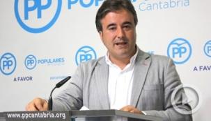 Los diputados del PP denuncian que con Rajoy Cantabria era la comunidad que más inversión recibía