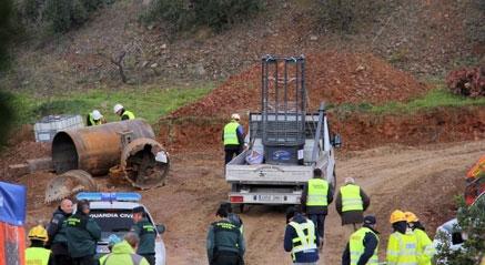 Alerta sobre un bulo en torno al pozo y las causas del accidente de Julen