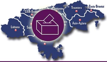 Podemos finaliza su proceso de primarias en los diferentes municipios de Cantabria