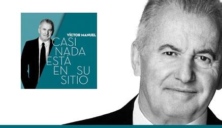 """La gira """"Casi nada en su sitio"""" de Victor Manuel llega al Palacio el viernes"""