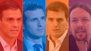 Este domingo en 'El Objetivo' primer debate de cara a las elecciones del 28-A