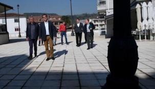 Inversión de 50.000 euros para mejorar la eficiencia del alumbrado en Hazas de Cesto