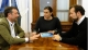 Acuerdo entre Ayuntamiento y Racing para la mejora de El Sardinero
