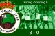 Un Racing en campeón mete tres goles en la porteria asturiana