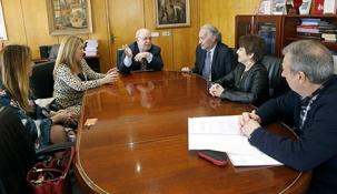 Firmado un acuerdo de colaboración con el Consejo General de Procuradores de España para la tramitación tributaria telemática