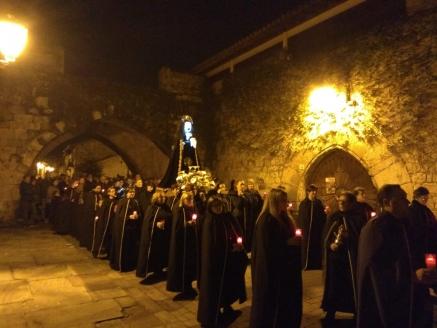 La Villa de Cartes recupera las procesiones de Semana Santa
