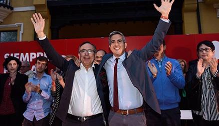 """""""Los socialistas salimos ahora a ganar las elecciones, porque nos hemos recorrido Cantabria y sabemos cuales son los problemas de la gente"""", declara Zuloaga"""