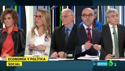 """Los inmigrantes y modificar la """"euroorden"""" tras los fracasos sobre Puigdemont, protagonizan el debate de las elecciones europeas"""