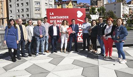 """Casares presenta 275 medidas para """"lograr el cambio en Santander"""""""