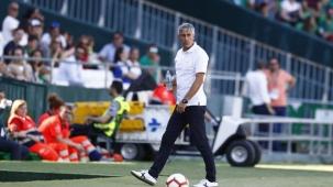 Quique Setién deja de entrenar al Real Betis después de su gran triunfo en el Bernabéu