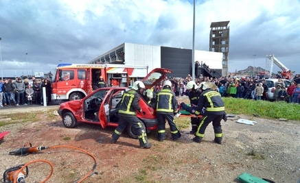 Casi 400 aspirantes se han inscrito para optar a las nuevas plazas del servicio de bomberos