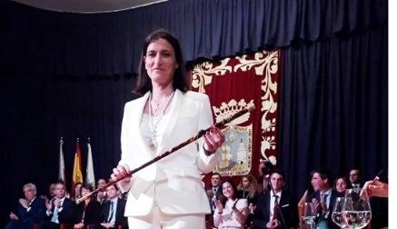 Gema Igual, alcaldesa de Santander sin el apoyo de Vox