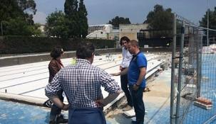 Las piscinas exteriores de La Cantábrica sufren un retraso en su apertura