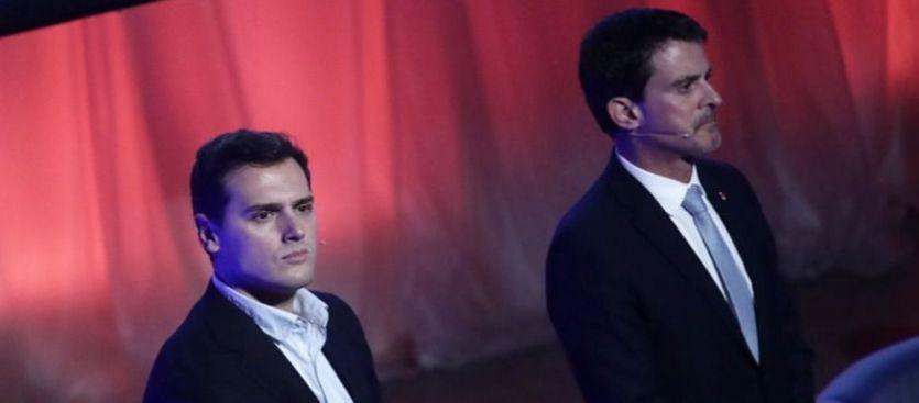 """Valls estalla contra Cs y Rivera: """"Ahora pacta con una formación reaccionaria y antieuropea, no vale esconderse detrás del PP; cada uno es responsable de sus actos"""""""
