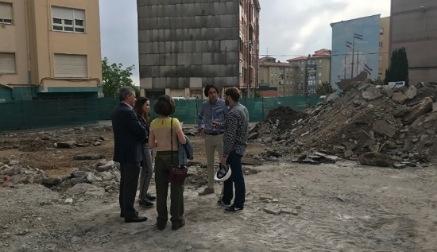 Se inicia un procedimiento para esclarecer las irregularidades de la empresa adjudicataria de las obras de Santa Ana