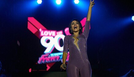 Triunfa el remember de los 90 en Torrelavega ante 5.000 personas