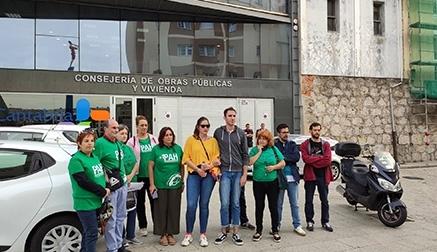 El Banco Santander suspende el desahucio contra la familia propietaria de un hotel en Santillana del Mar