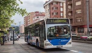 Camargo se suma el domingo al 'Día Europeo Sin Coche' con viajes gratuitos en el autobús municipal