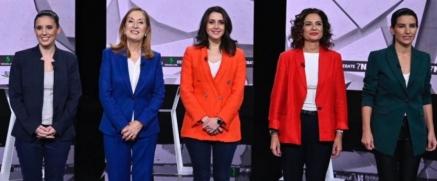 El debate en La Sexta de las candidatas tampoco aclara dudas sobre los posibles pactos