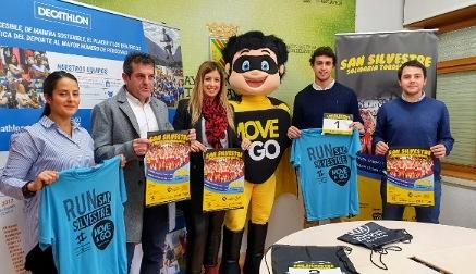 El 28 de diciembre se celebra la San Silvestre solidaria de Torrelavega