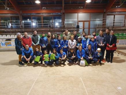 "Disputado en Renedo el I Torneo nacional juvenil de petanca-Memorial Miguel Vela ""Michel"