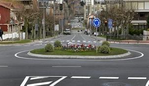 Santander mejora la accesibilidad de la Avenida de los Castros con una inversión de un millón de euros