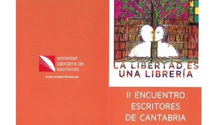 Esta tarde arrranca el II Encuentro de Escritores de Cantabria