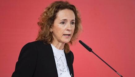 """La senadora se reafirma: """"Las derechas reclaman un imposible, cobrar un IVA de un ejercicio que ya ha sido liquidado"""""""