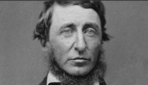 Henry Thoreau; un apunte