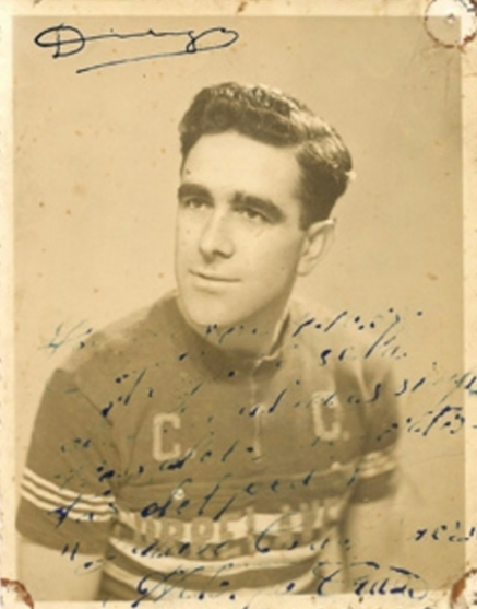 Ciclista al que se le recuerda: Adolfo Cruz, El Cinchu