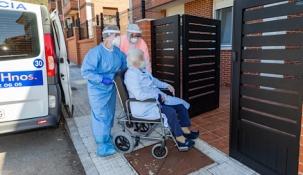 Se habilita la residencia de Meruelo para que ancianos con positivo en Covid-19 de otros centros pasen la cuarentena