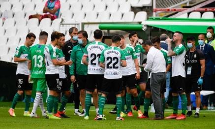 El Racing se hunde a Segunda B tras encajar una nueva derrota en El Sardinero