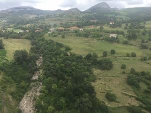 Una excursión por el Valle de Soba, capital La Veguilla