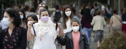 Comienza, hoy, el fin de semana en el que pueden superarse los 7.000 casos positivos desde el inicio de la pandemia hace seis meses